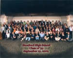 Our Class Photo At Our 50th Reunion.